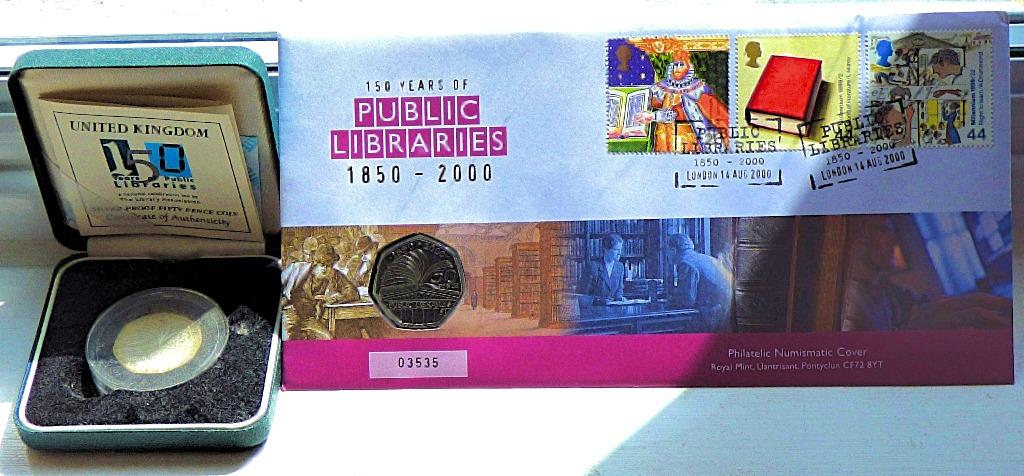 Public Libraries 150