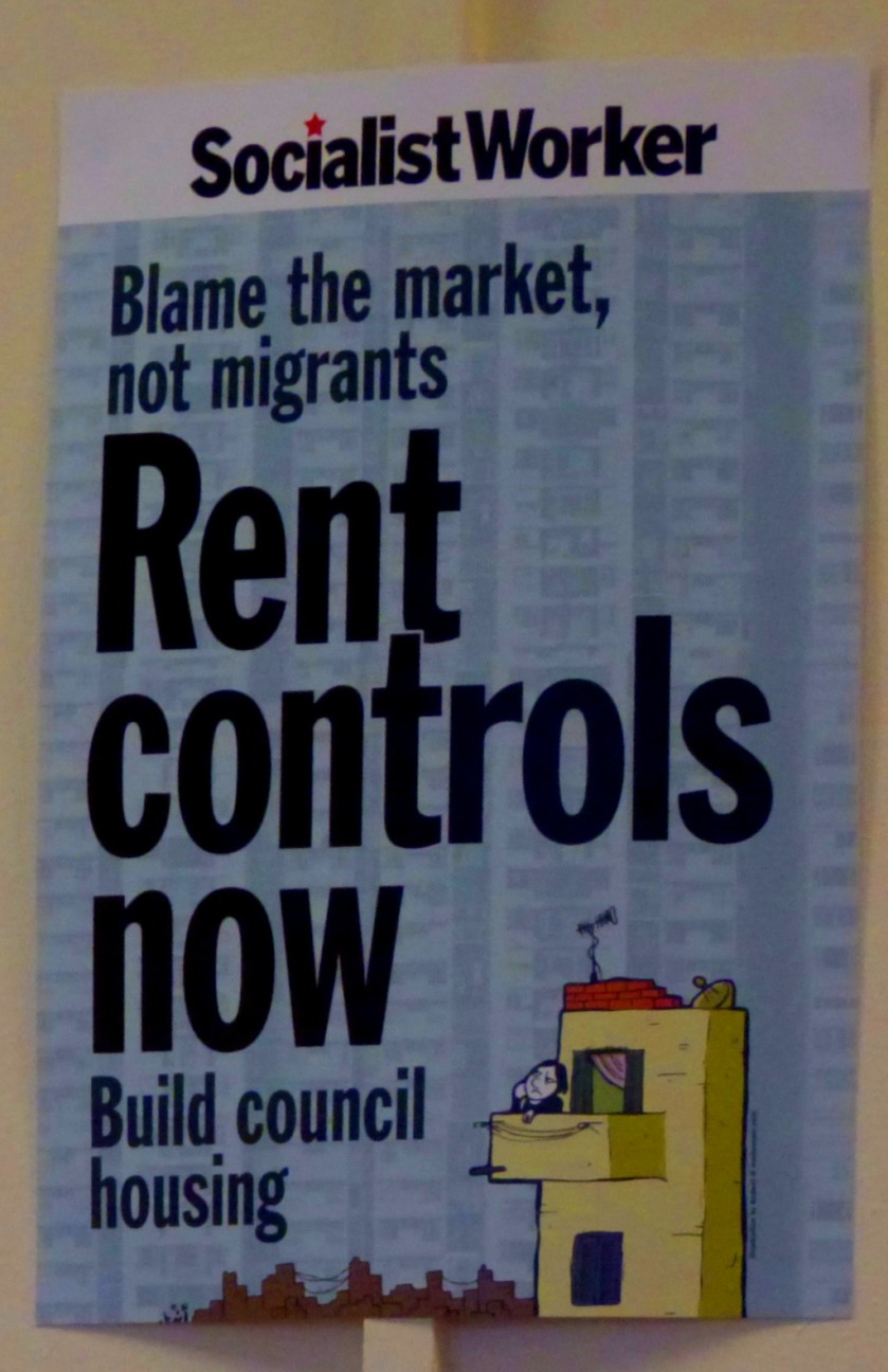 Rent controls now!