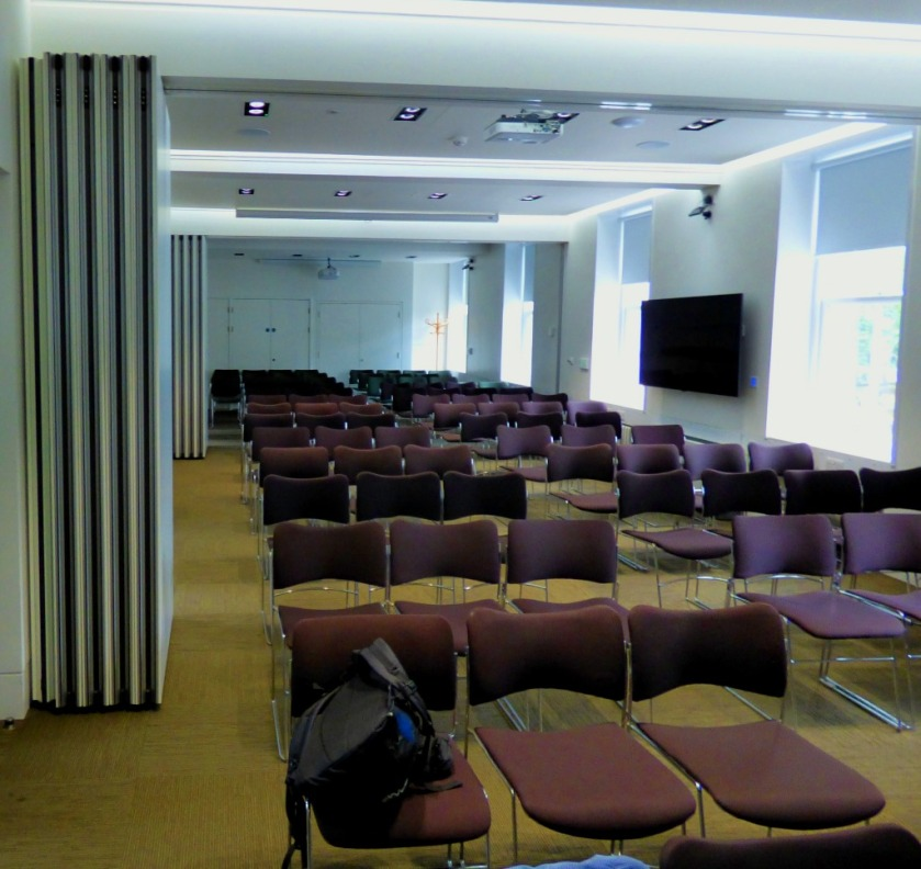 The Hilda Clark room (FMH)
