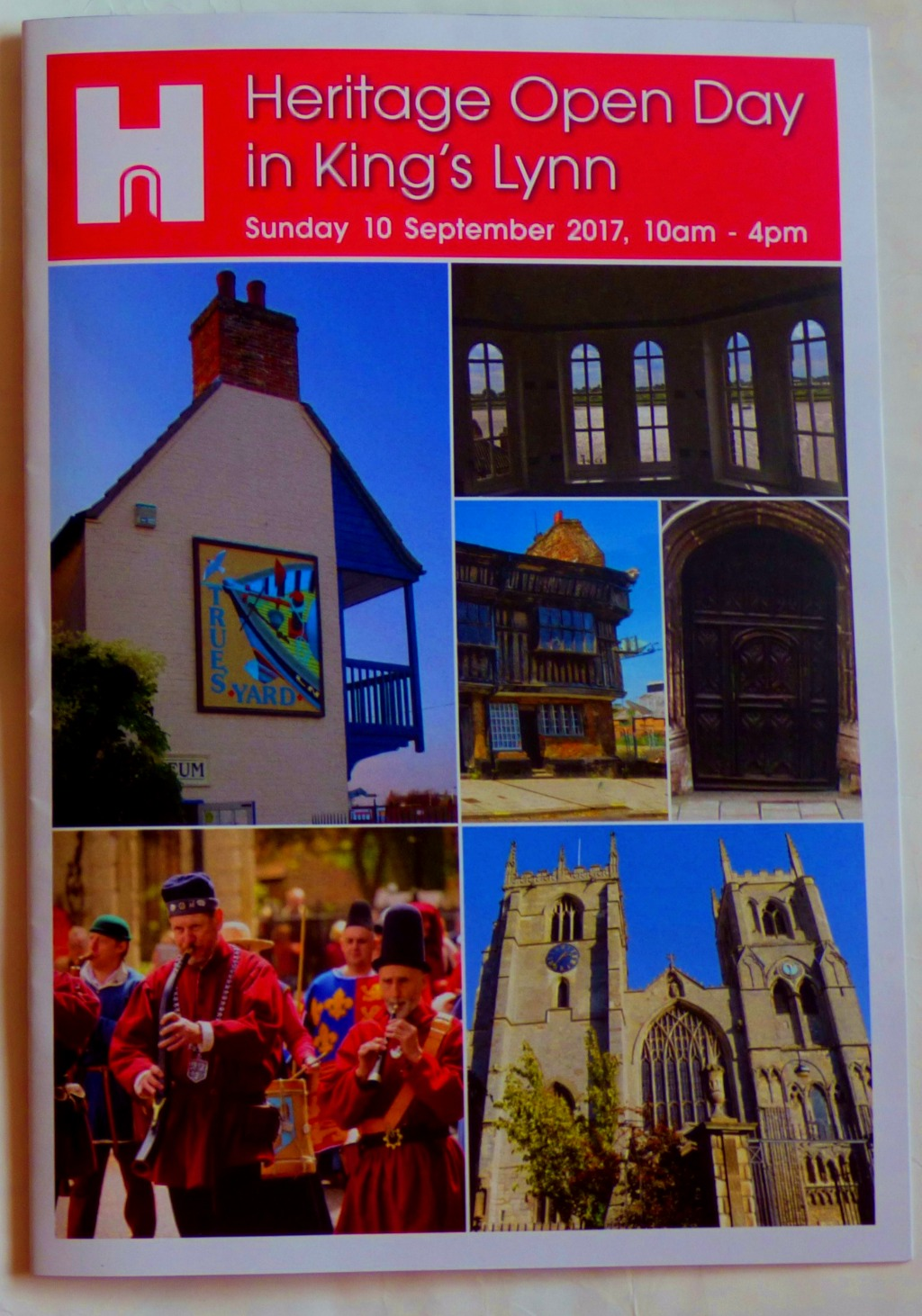 Coming Up: Heritage Open Day 2017