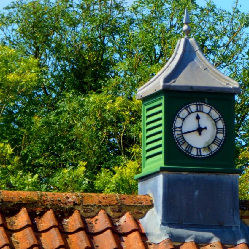 mini clocktower