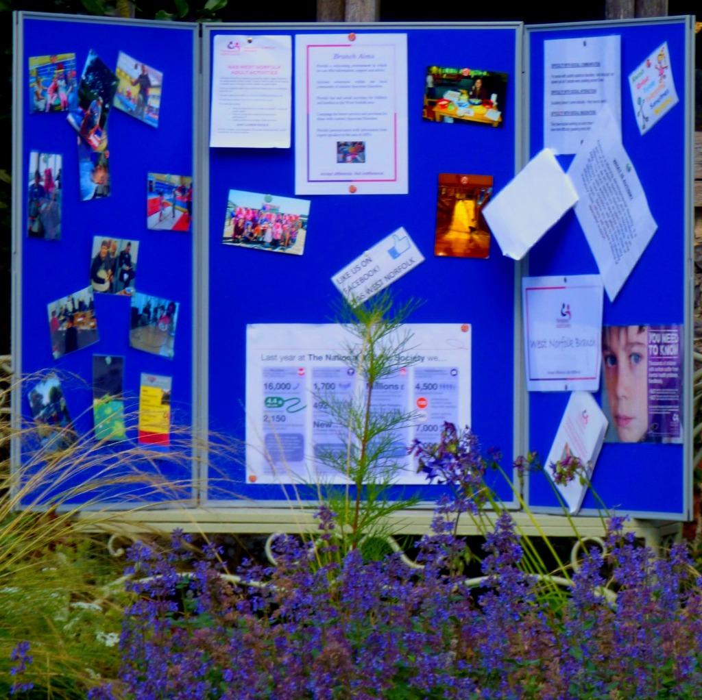 NASWEN notice board