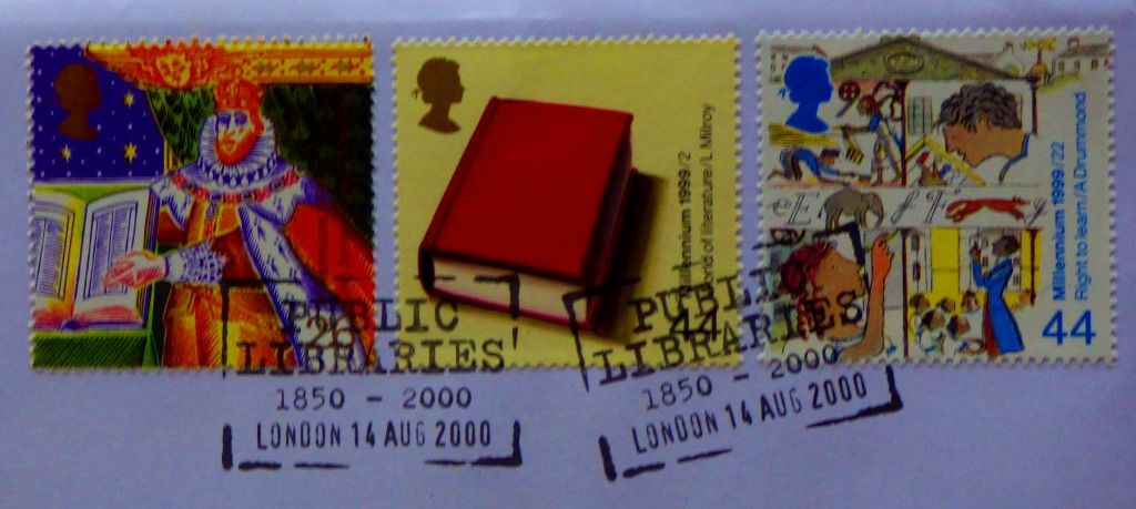 PL stamps