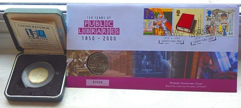 Public Libraries Display