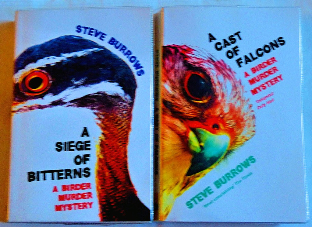 Detective Fiction Meets Ornithology