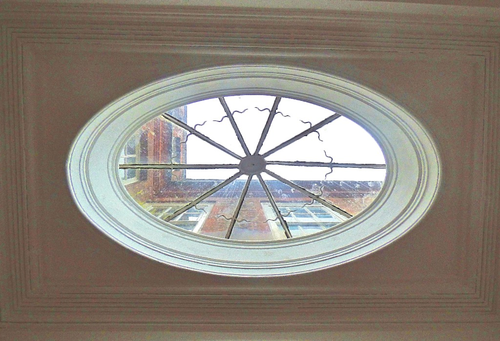 Ellipsoid skylight 4