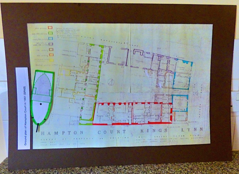 Ground plan - 1901