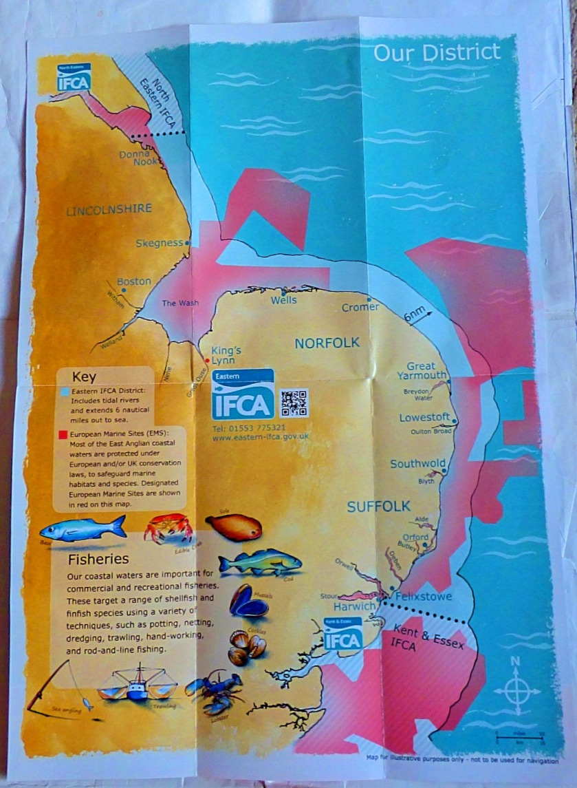 IFCA main map