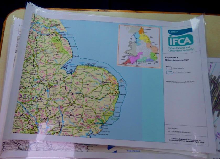 IFCA map