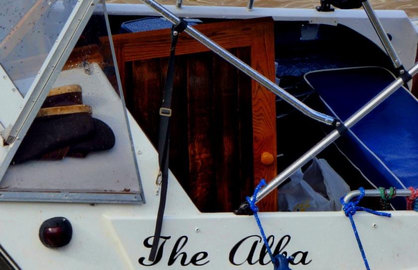 The Alla sign