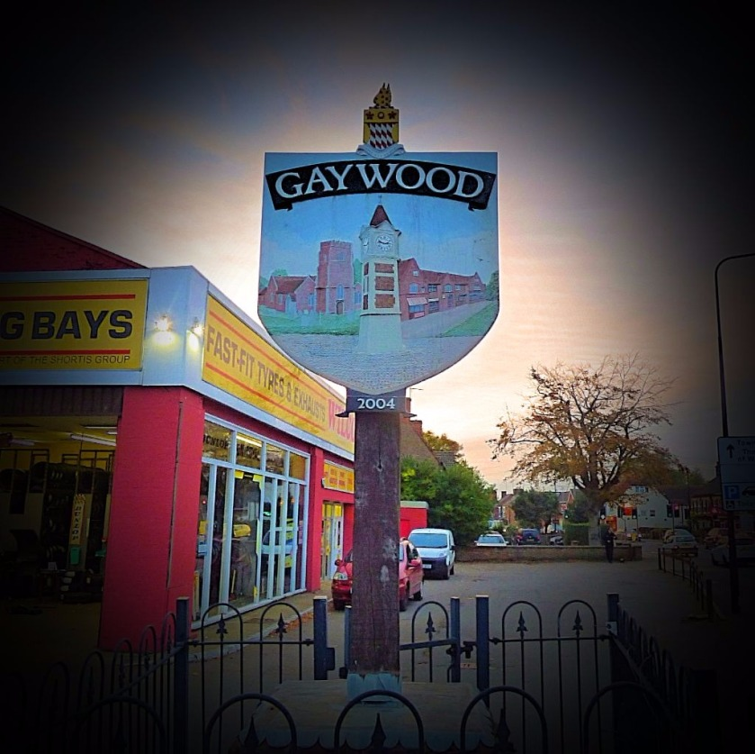 Gaywood Sign
