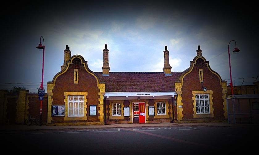Station building