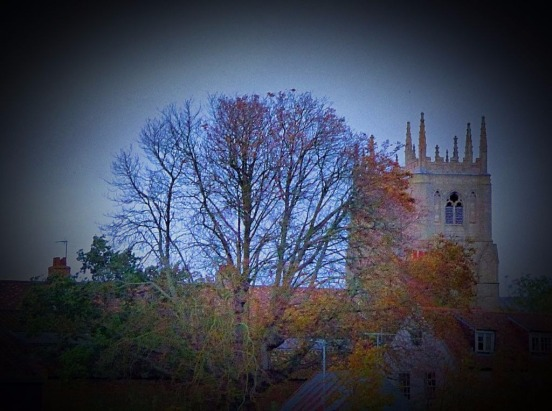 Tree and Minster