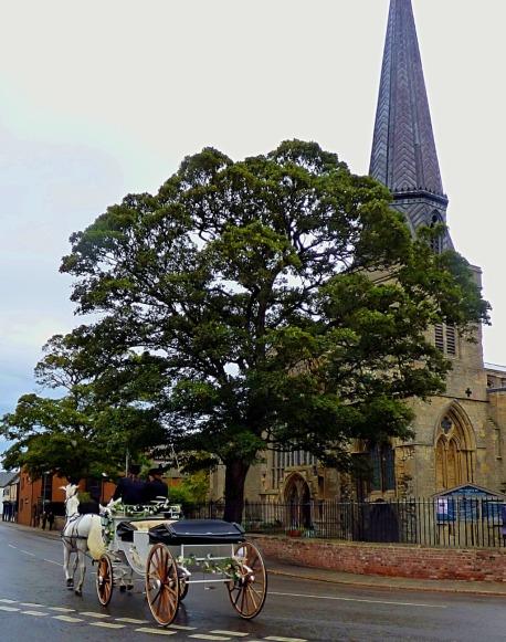Tree and St Nicks