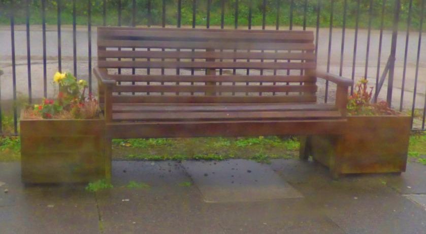 bench, Camborne