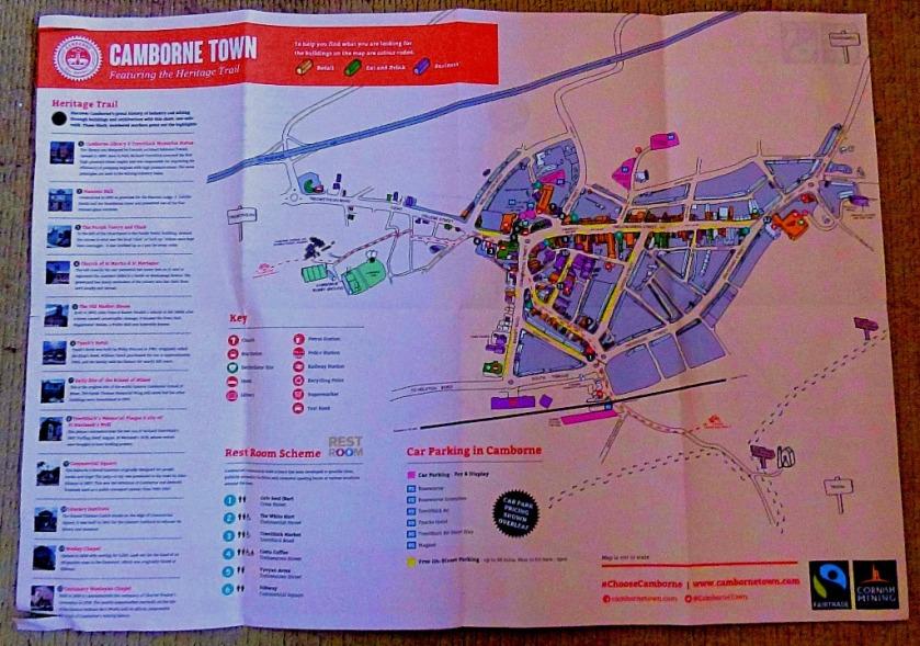Camborne town