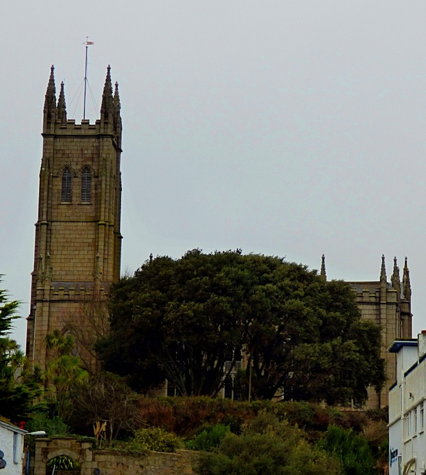 Church from Promenade
