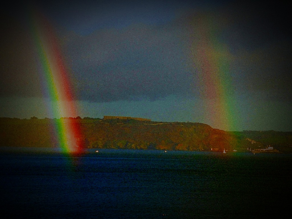 Double Rainbow I