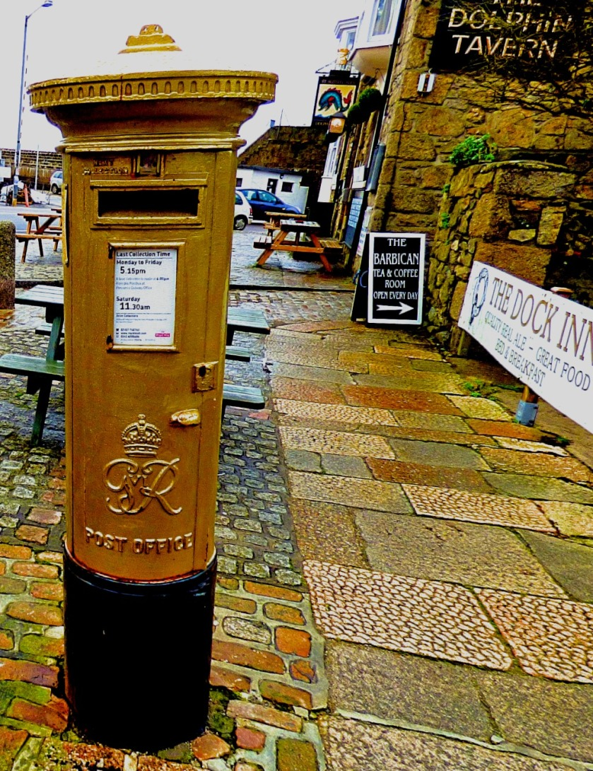 HG Postbox - front