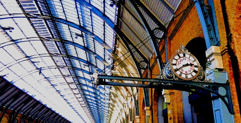 Kings Cross clock