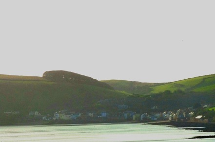 Kingsand and Cawsand from above