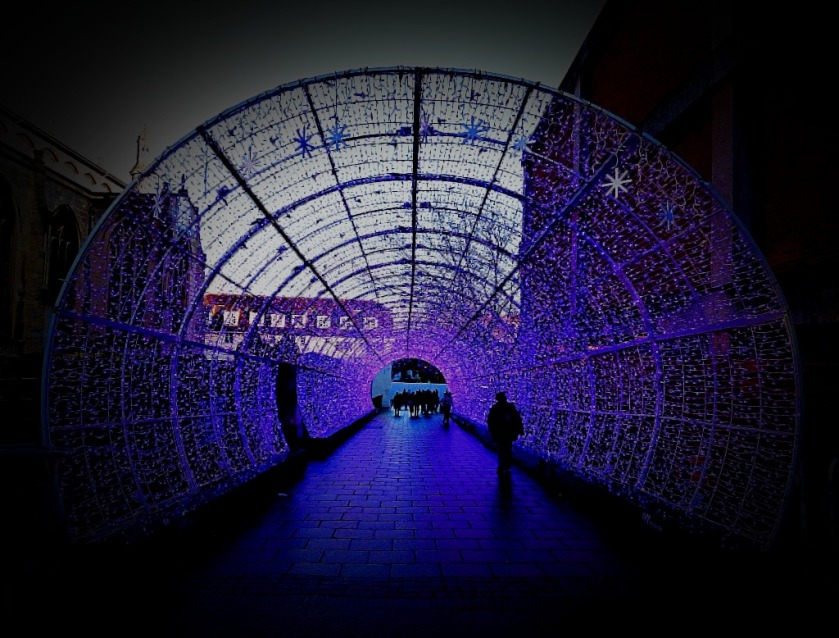Light Tunnel 2