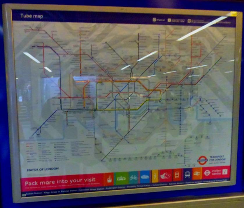 LU map