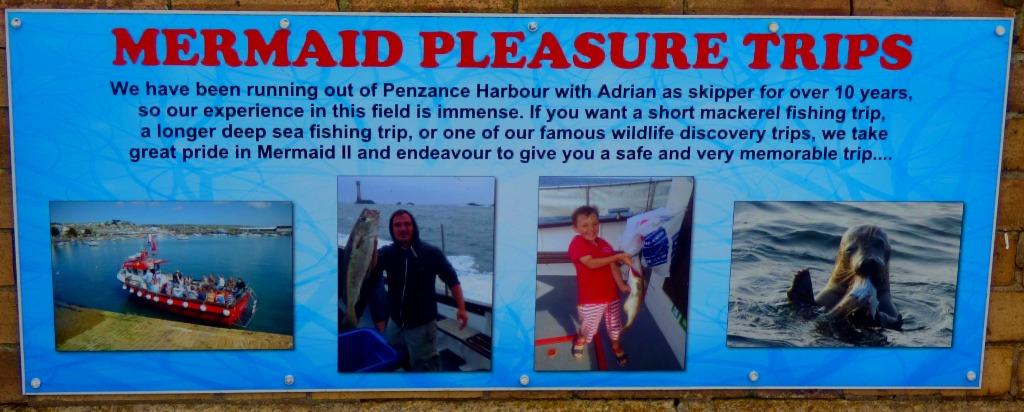 Mermaid Pleasure Trips