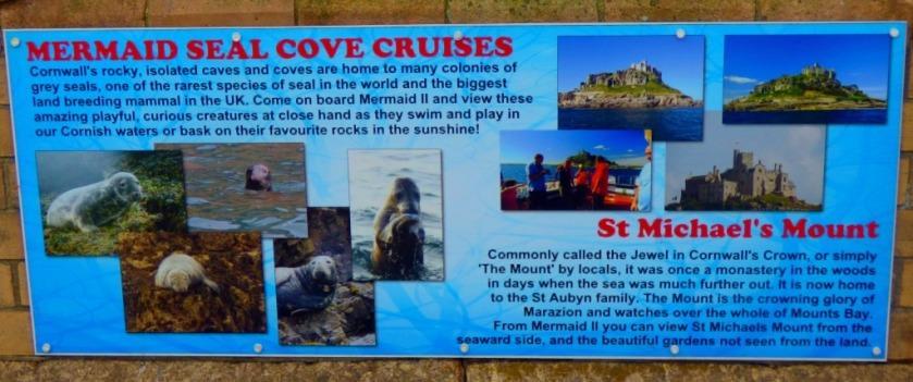 Mermaid Seal Cove Cruises