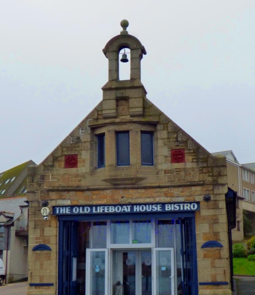 Old lifeboat station, Penzance