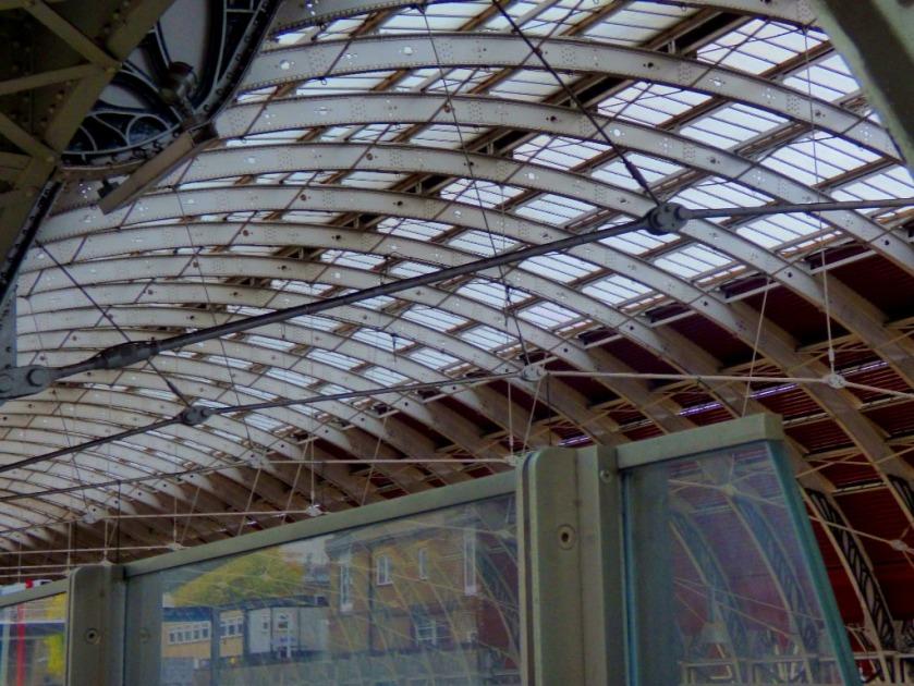 Paddington arched roof 1