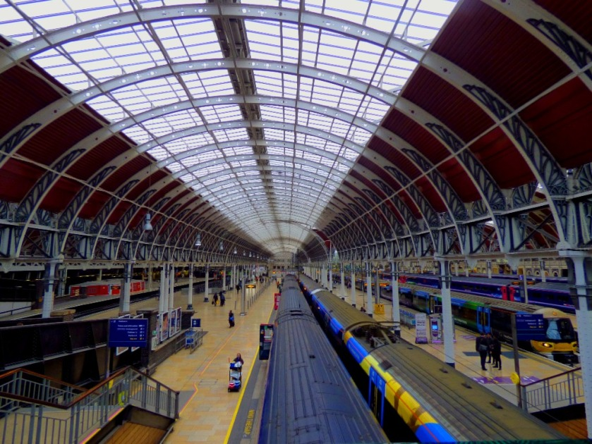 Paddington, Heathrow Express