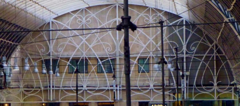 Paddington latticework