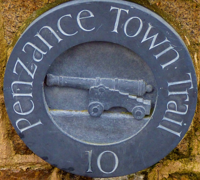 Penzance Town trail