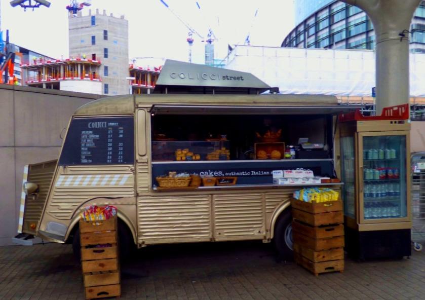Snack Van, Paddington