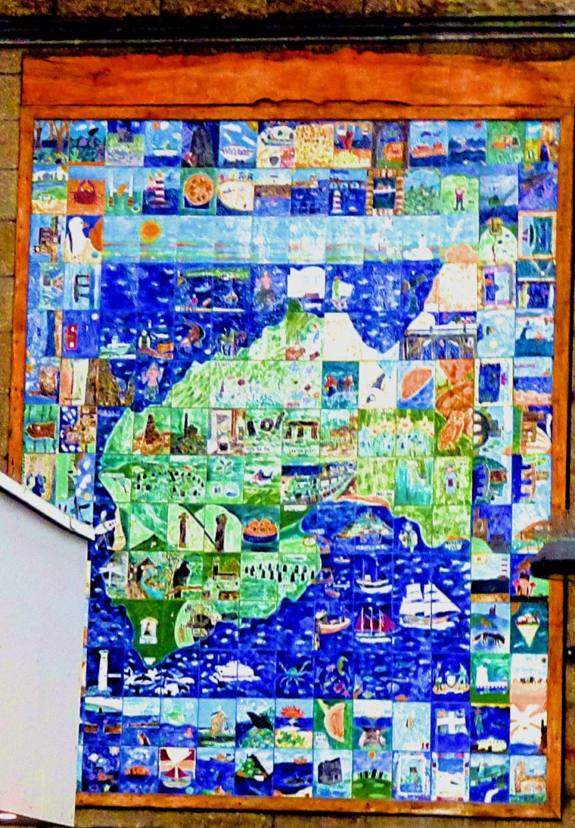 Tiles, Penzance