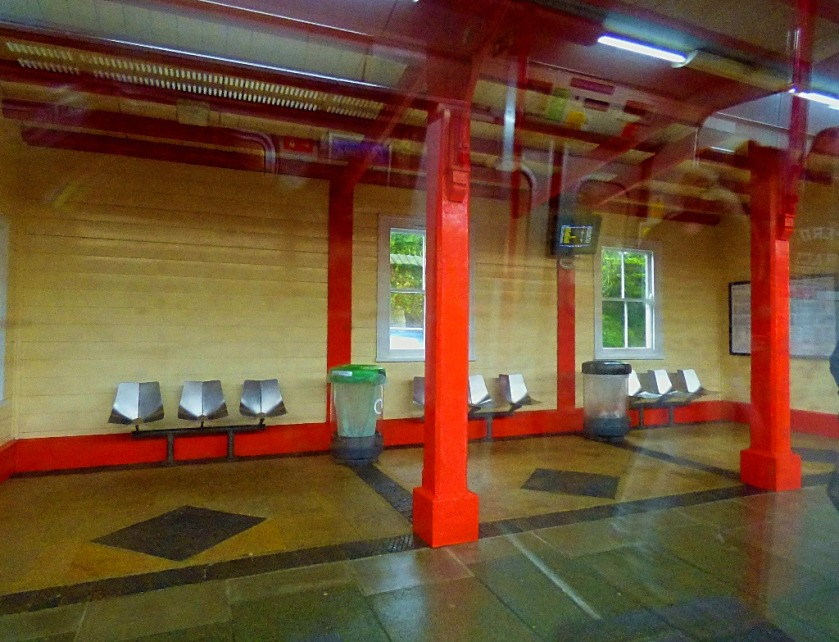 Waiting area, Redruth II