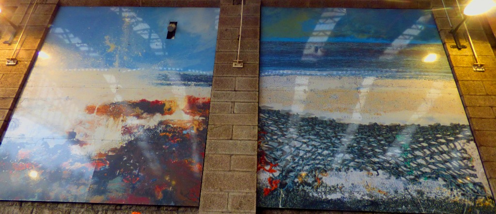 Wall Paintings, Penzance