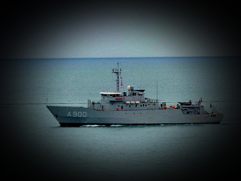Warship A900