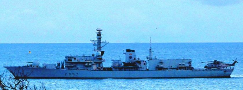 Warship F237