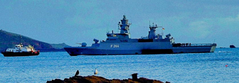 Warship F264