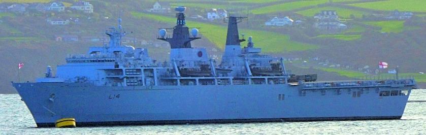Warship L14