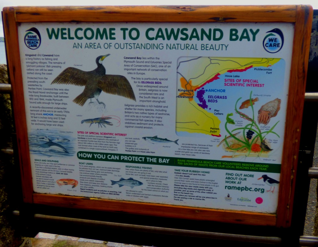 Welcome to Cawsand Bay