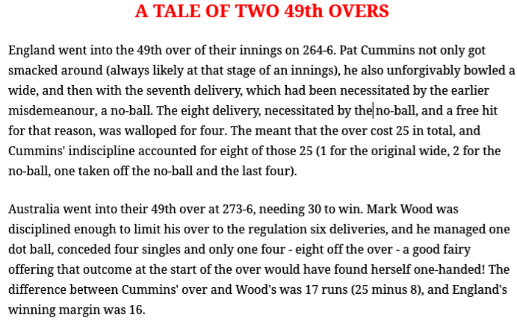 England Seal ODI SeriesVictory
