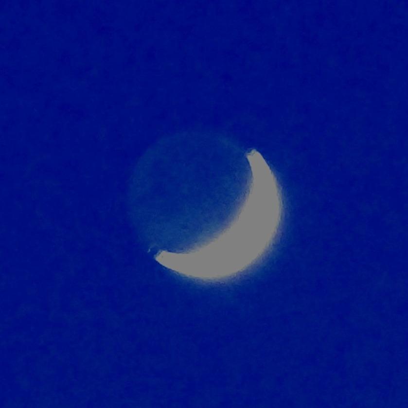 Crescent moon 2