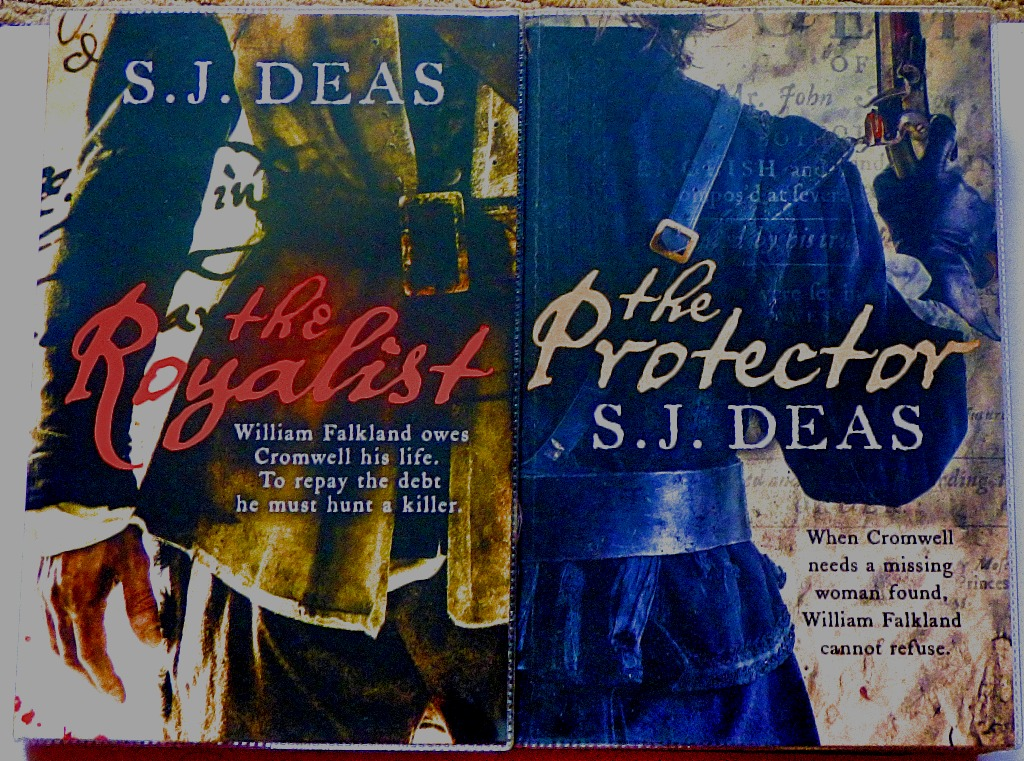 The English Civil War Novels of Stephen Deas