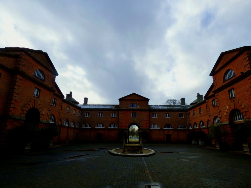 Courtyard III