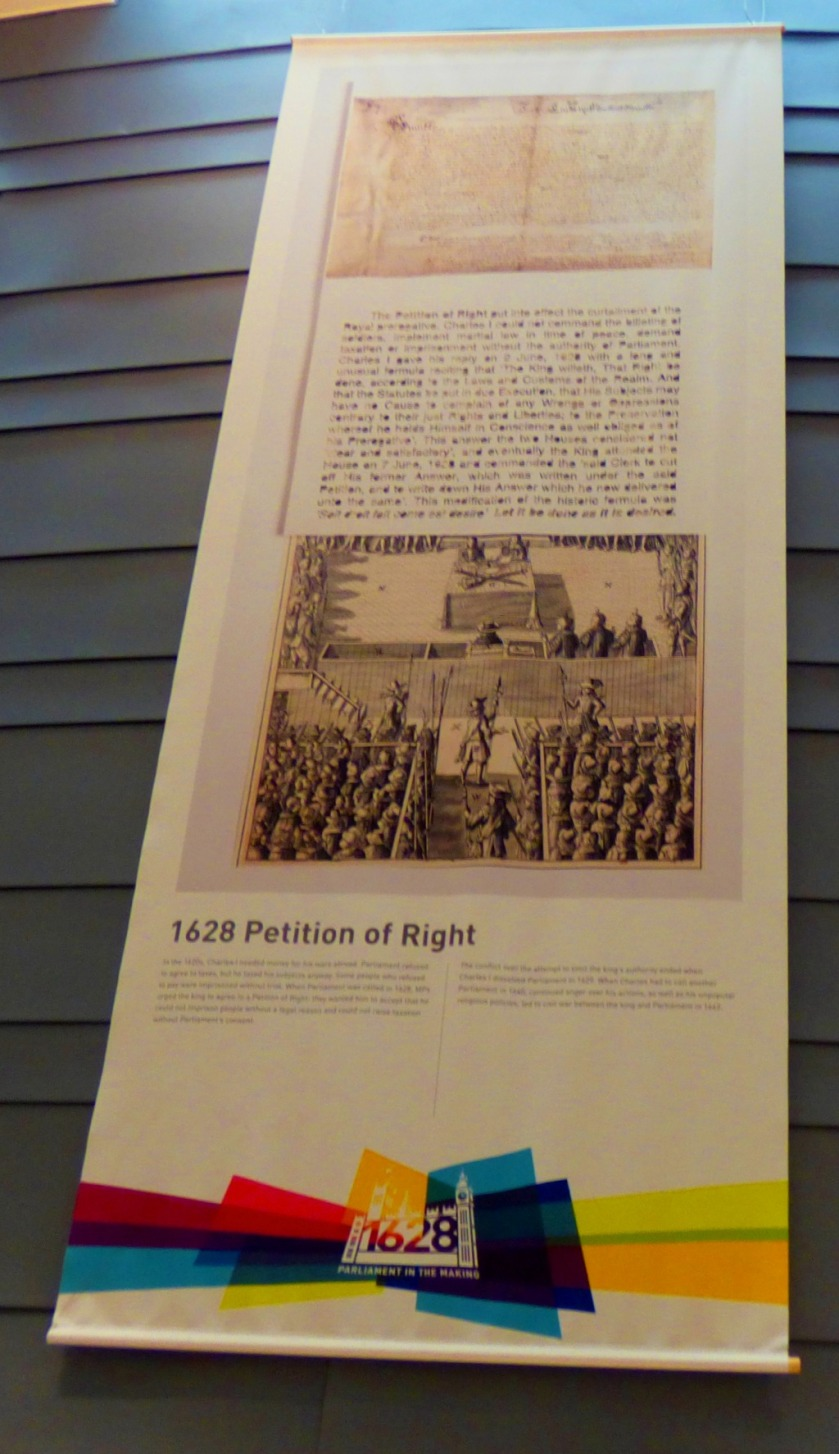 1628 Petition of Right