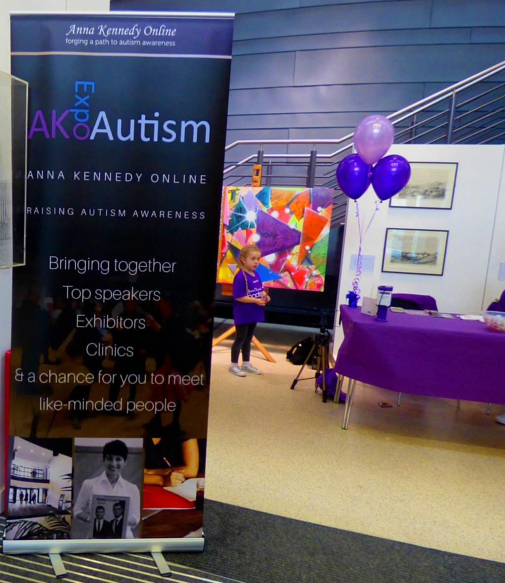 Autism Events III: Saturday in London Part1