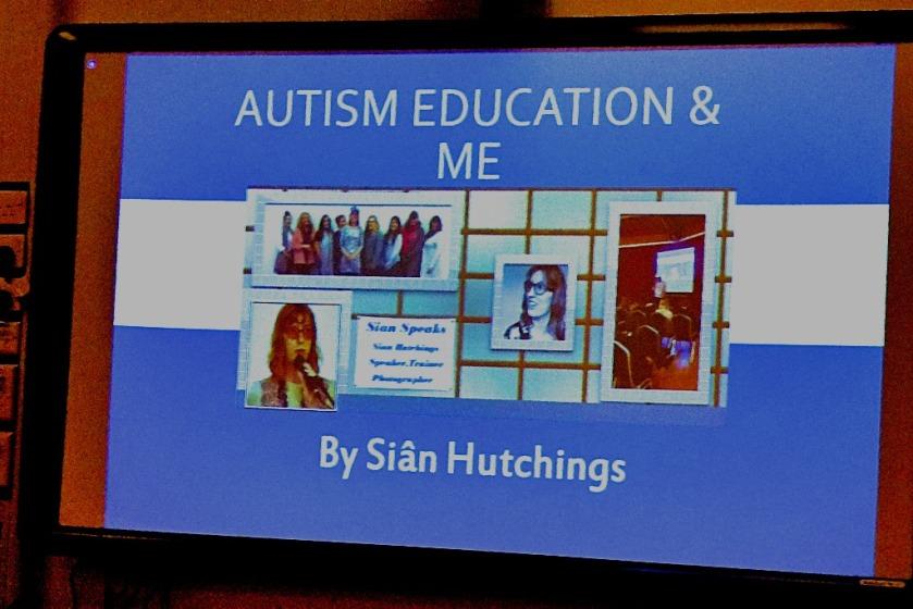 Autism Education & Me